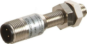Индуктивные датчики положения 871C-D1NP5-P3 Allen Bradley, M5 x 0.5, IO-Link PNP-NO Inductive Sensor 25mm Length, 10 → 30 V dc supply voltage , IP67