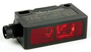 Фотоэлектрические датчики 42JT-D8LAT1-P4 Allen Bradley Diffuse Photoelectric Sensor 5 → 250 mm Detection Range NPN (Sink), PNP (Source) IO-Link