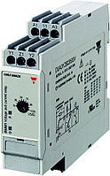Контрольные реле DUA01CB23500V Carlo Gavazzi Current, Voltage Monitoring Relay with SPDT Contacts, 1 Phase, 115/230 V ac