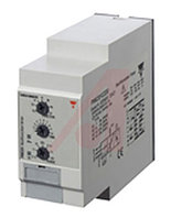 Реле с задержкой времени PMC01C115 Carlo Gavazzi Multi Function Timer Relay, Plug In, 0.1 s → 100 h, SPDT, 2 Contacts, SPDT, 115 V ac
