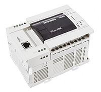 ПЛК: Центральные процессоры FX3GE-24MR-ES Mitsubishi FX3GE PLC CPU, ModBus Networking, 32000 Steps Program Capacity, 14 Inputs, 10 Outputs, 100 240
