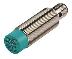 Индуктивные датчики положения NBN12-18GM50-E2-V1 Pepperl + Fuchs, M12 x 1, PNP Inductive Sensor 65mm Length, 10 → 30 V supply voltage , IP67 Rating