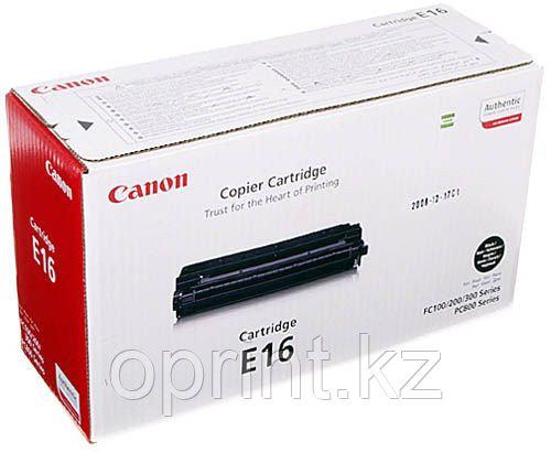 Картридж Canon E-16