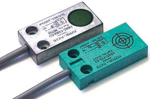 Индуктивные датчики положения NBB5-F33M-E0 Pepperl + Fuchs NPN Inductive Sensor 50mm Length, 10 → 30 V dc supply voltage , IP67 Rating