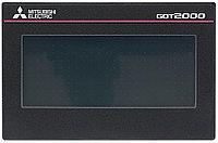 Сенсорные дисплеи для HMI-интерфейса GT2103-PMBDS Mitsubishi GT21 Series GOT2000 Touch Screen HMI 3.8 in LCD