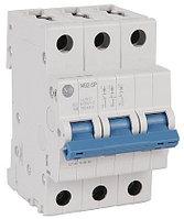 Миниатюрные автоматические выключатели (прерывающие контактные блоки) 1492-SPM3D250 1492 1492SPM MCB Mini Circuit Breaker 3P, 25 A, 10 kA, Curve D