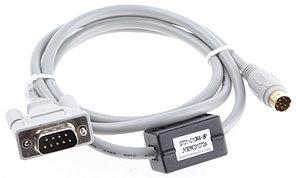 HMI принадлежности GT01-C10R4-8P PLC programming cable RS422 8P Mini-DIN