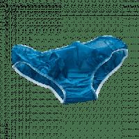 Трусы-плавки мужские, одноразовые, синие, размер 50-52, 10шт