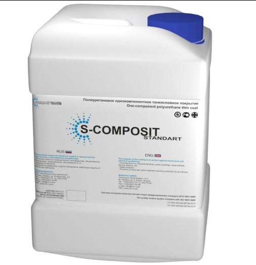S-Composit (Износостойкая Хим.защита)