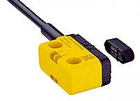 Бесконтактные аварийные переключатели STR1-SAMM0AC8 STR1 RFID Safety Switch, Mini Actuator, Vistal, 24 V dc