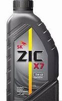 Моторное масло ZIC X7 5W-40 1литр