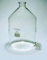 Склянка с тубусом под дистиллированную воду (5000 мл), тубус со шлифом 29/32 (Pyrex)