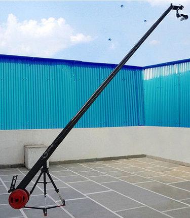 PROAIM/6.70м/ комплект-операторский кран с панорамной головкой, фото 2