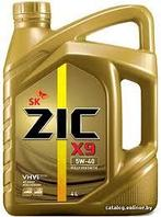 Моторное масло ZIC X9 5W-30 4литра