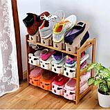 Двойная подставка для обуви , фото 2