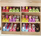 Двойная подставка для обуви , фото 3