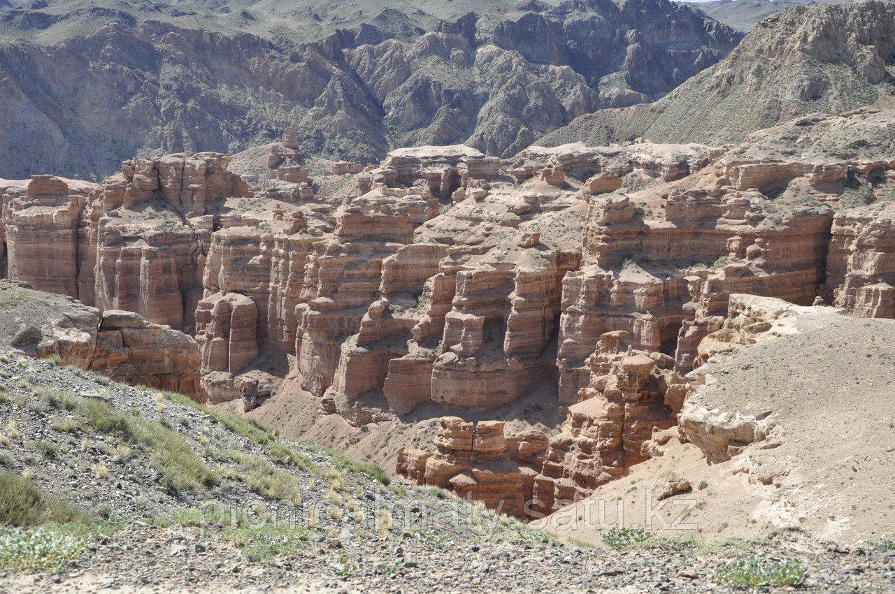 Чарынский каньон - фото 1
