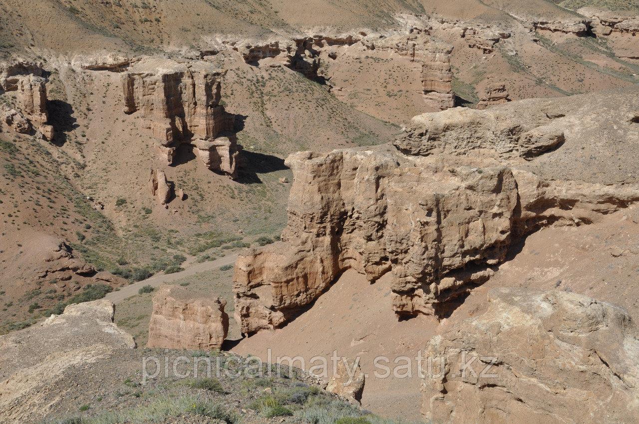 Чарынский каньон - фото 8