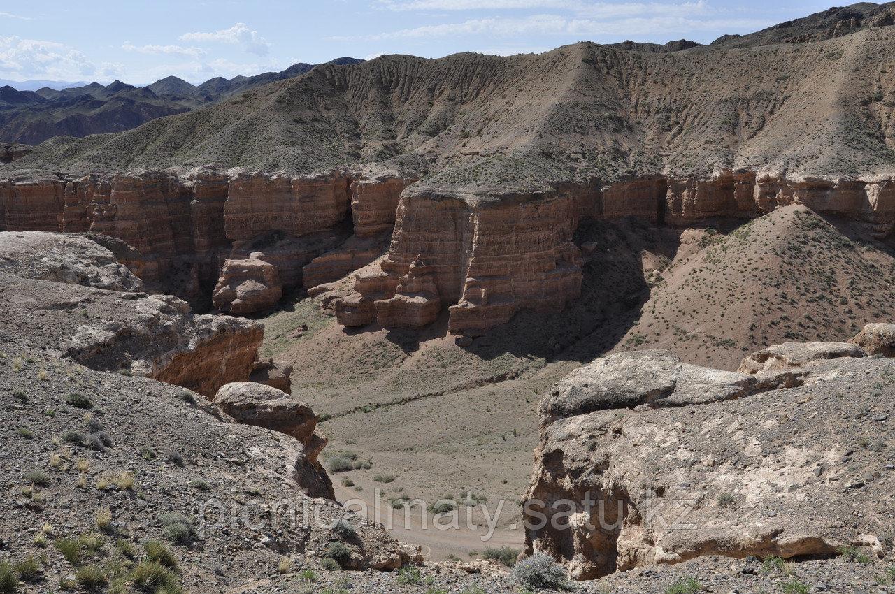 Чарынский каньон - фото 9