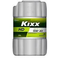 Моторное масло KIXX HD1 15w40 25литров